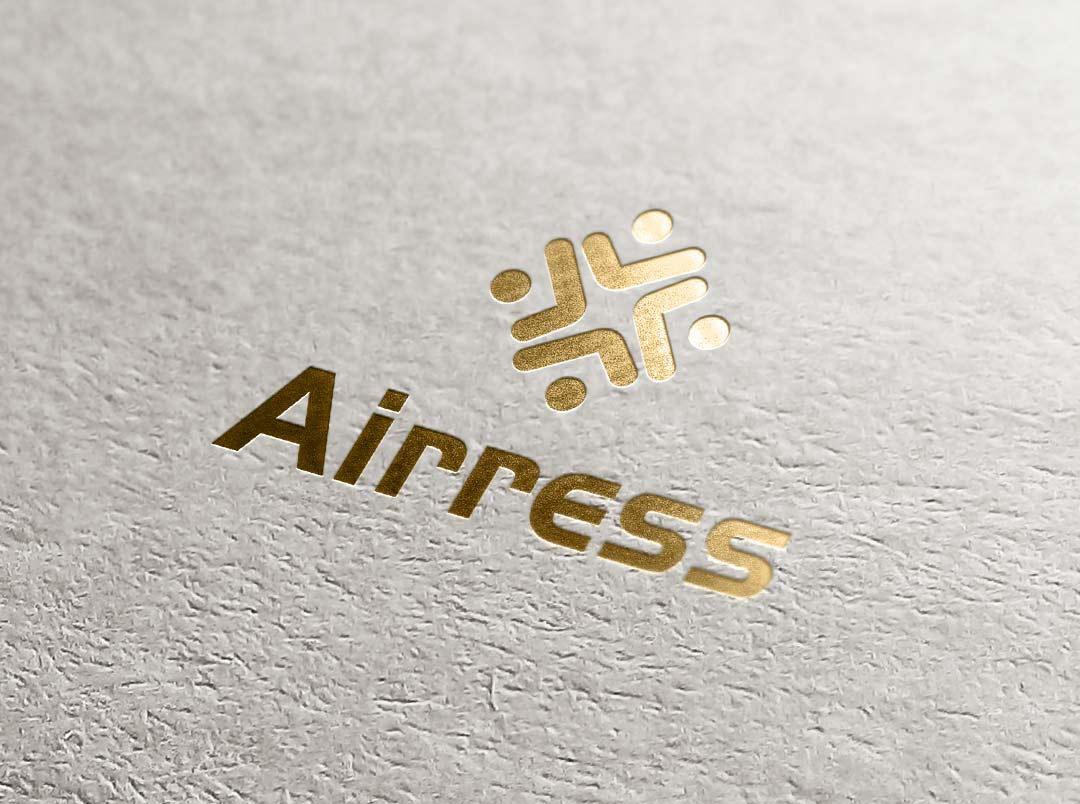 AirressLOGO设计