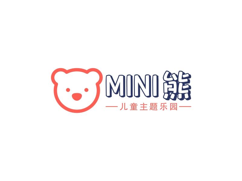 MINI熊LOGO设计