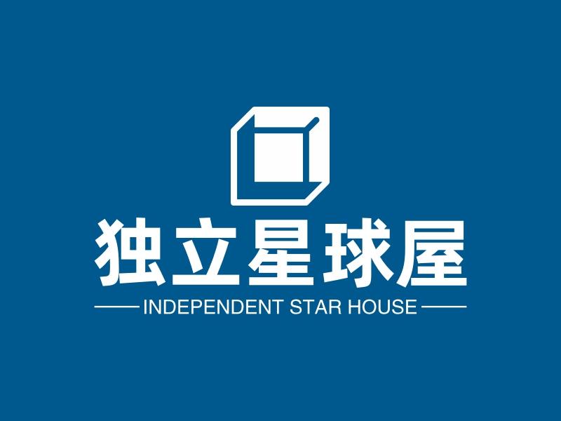 独立星球屋LOGO设计