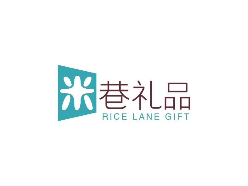 米巷礼品LOGO设计