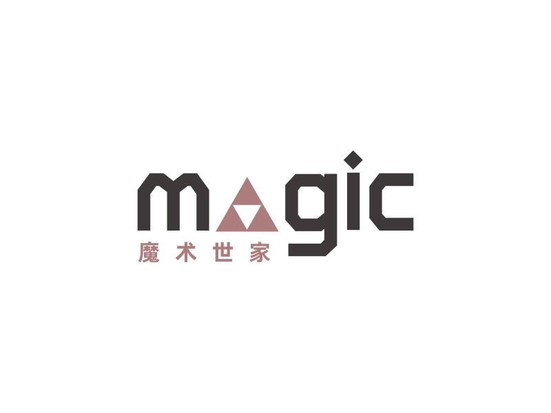 magicLOGO设计