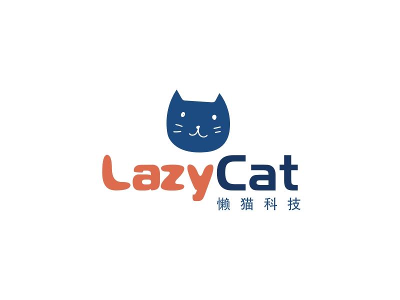 Lazy CatLOGO设计