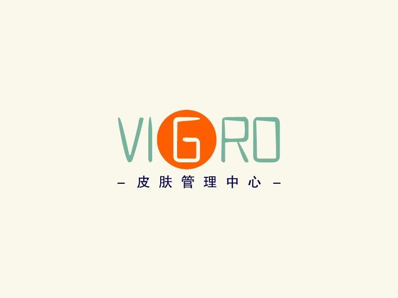VIGROLOGO设计