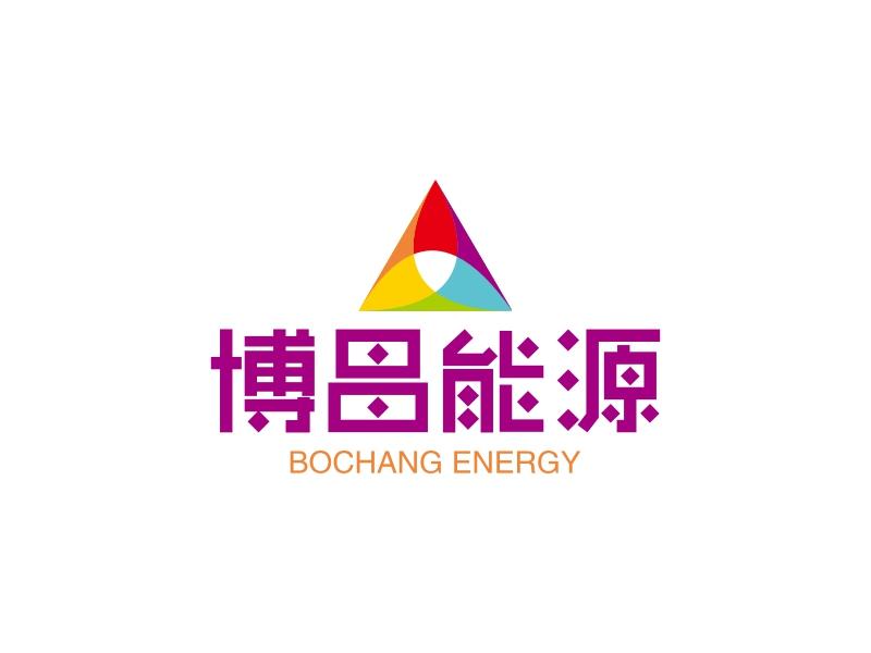 博昌能源LOGO设计