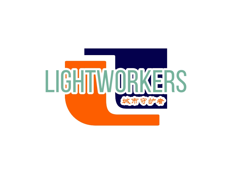 LIGHTWORKERSLOGO设计