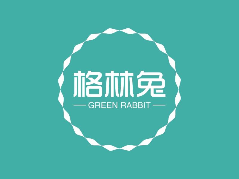 格林兔LOGO设计