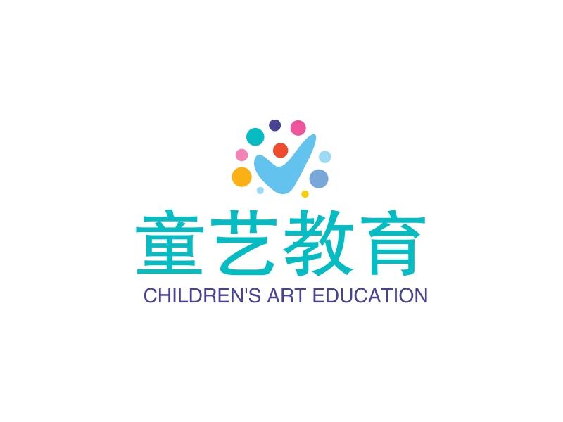童艺教育LOGO设计