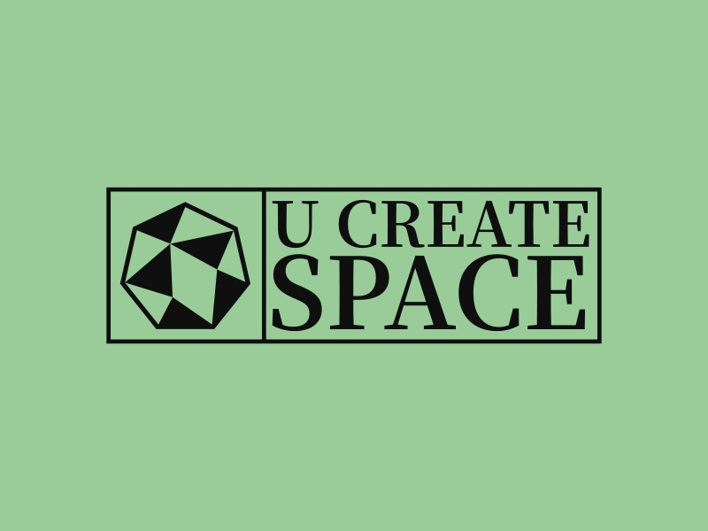 U CREATE SPACELOGO设计