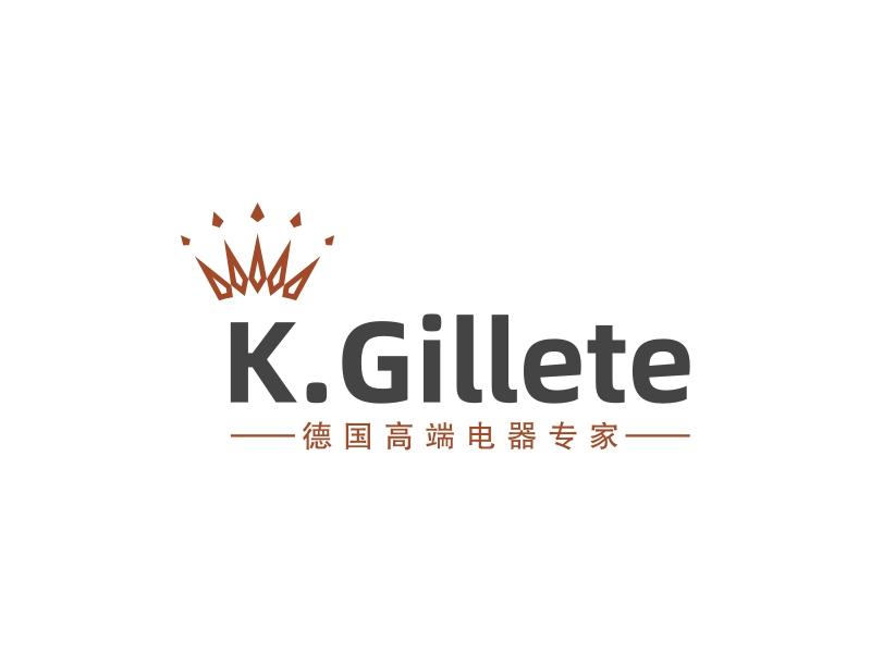 K.GilleteLOGO设计