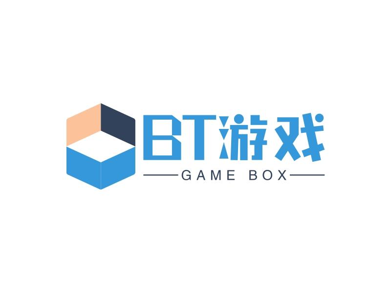 BT游戏LOGO设计
