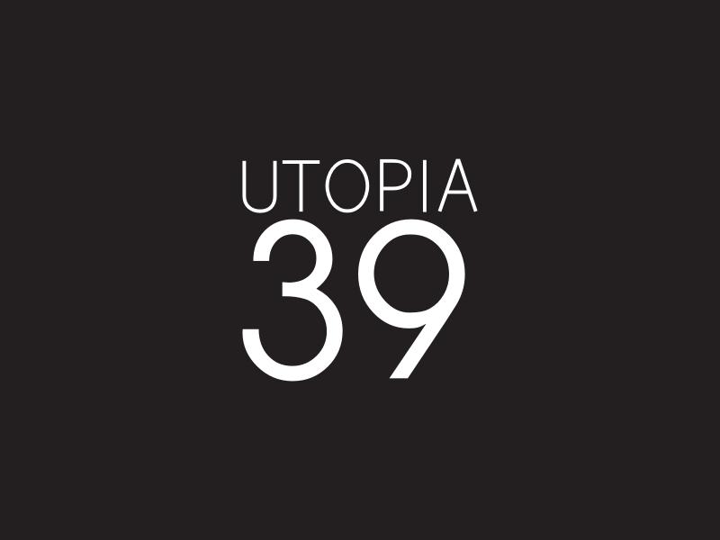UTOPIA 39LOGO设计