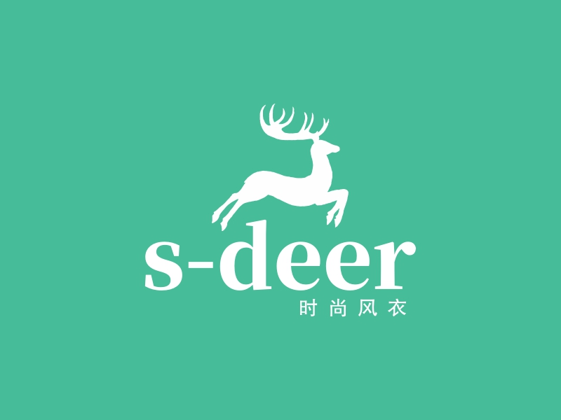 s-deerLOGO设计