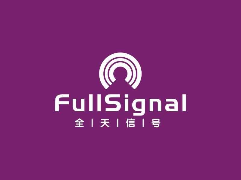FullSignalLOGO设计