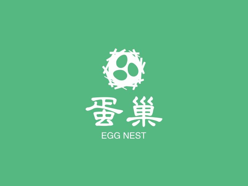 蛋巢LOGO设计