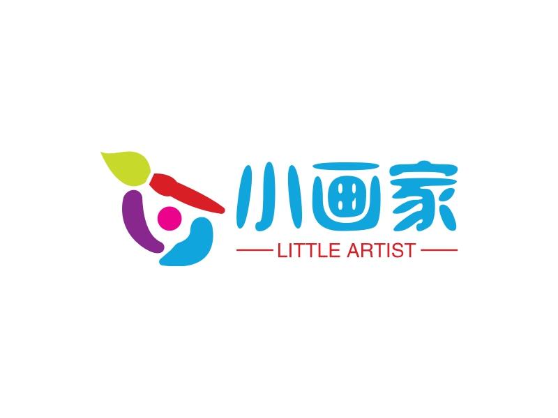 小画家LOGO设计
