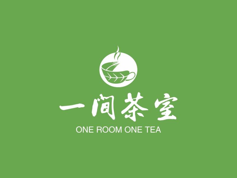 一间茶室LOGO设计
