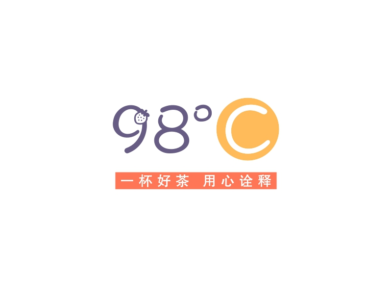 98°CLOGO设计