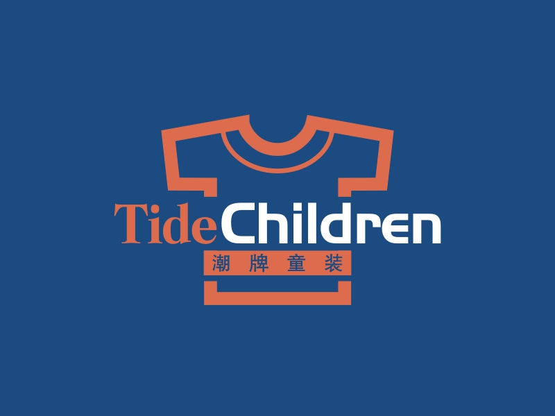 Tide ChildrenLOGO设计