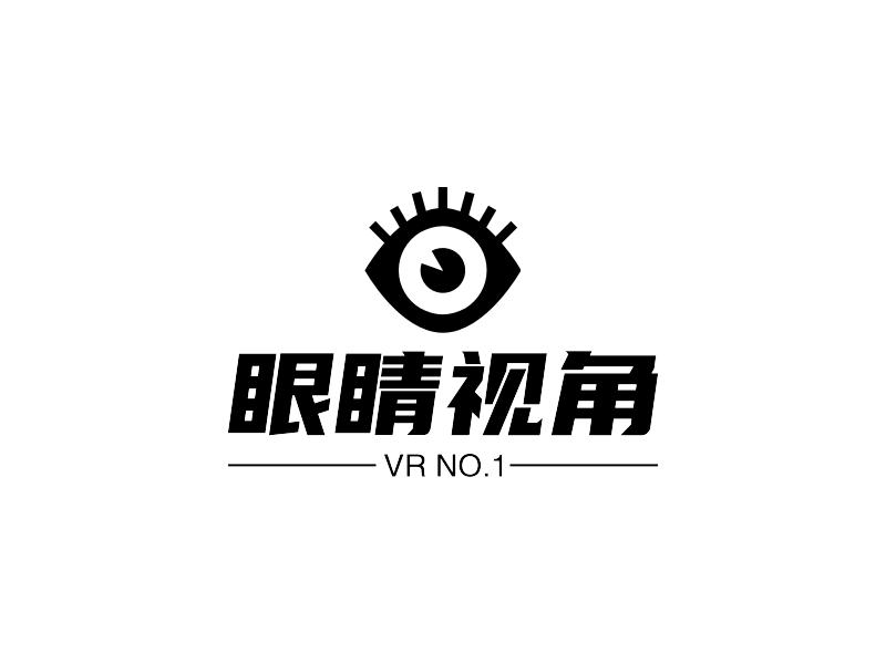 眼睛视角LOGO设计