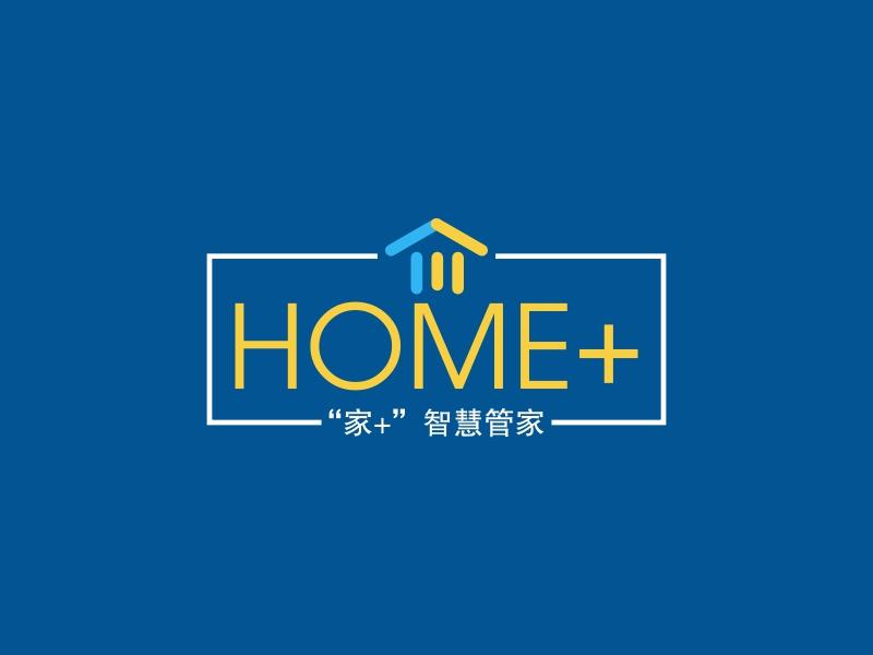 HOME+LOGO设计