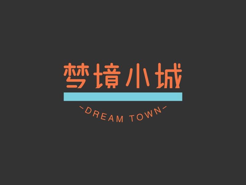 梦境小城LOGO设计