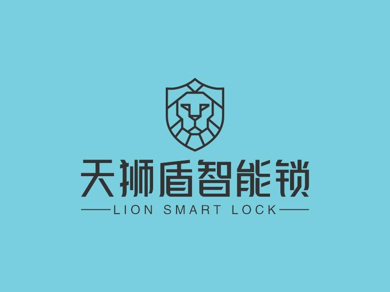 天狮盾智能锁LOGO设计