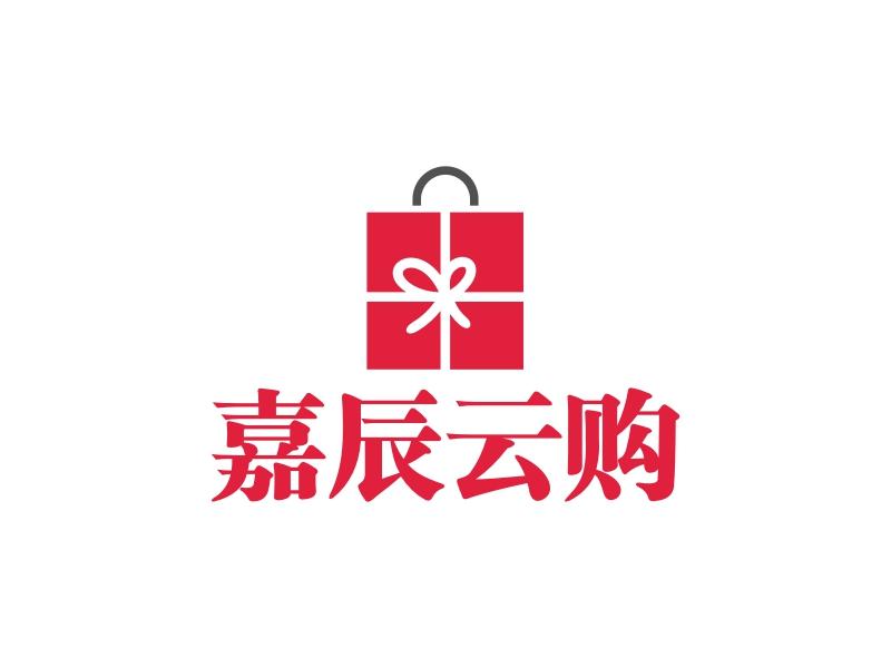 嘉辰云购LOGO设计