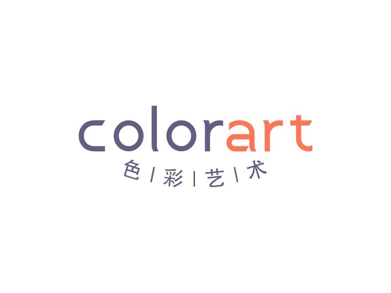 color artLOGO设计