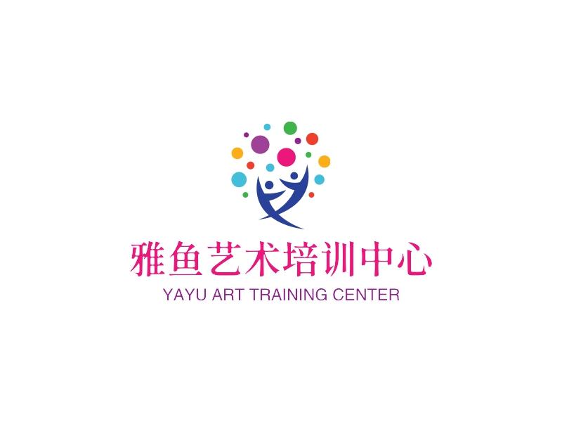 雅鱼艺术培训中心LOGO设计