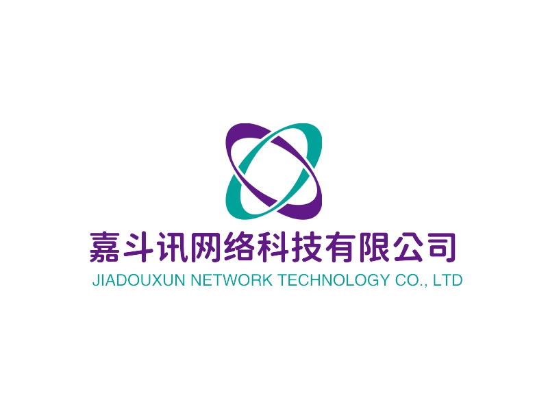 嘉斗讯网络科技有限公司LOGO设计