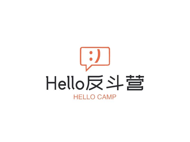 Hello反斗营LOGO设计