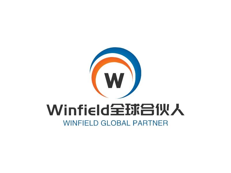 Winfield全球合伙人LOGO设计