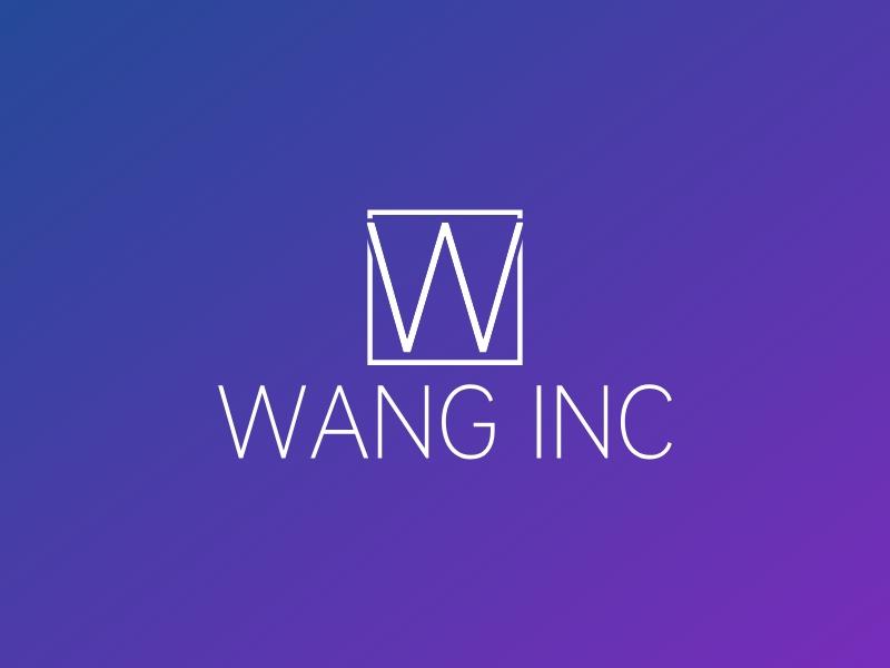 WANG INCLOGO设计