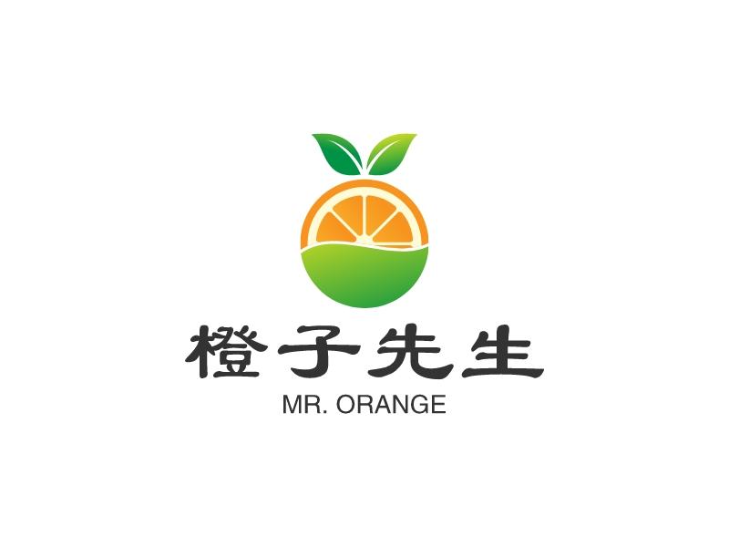 橙子先生LOGO设计