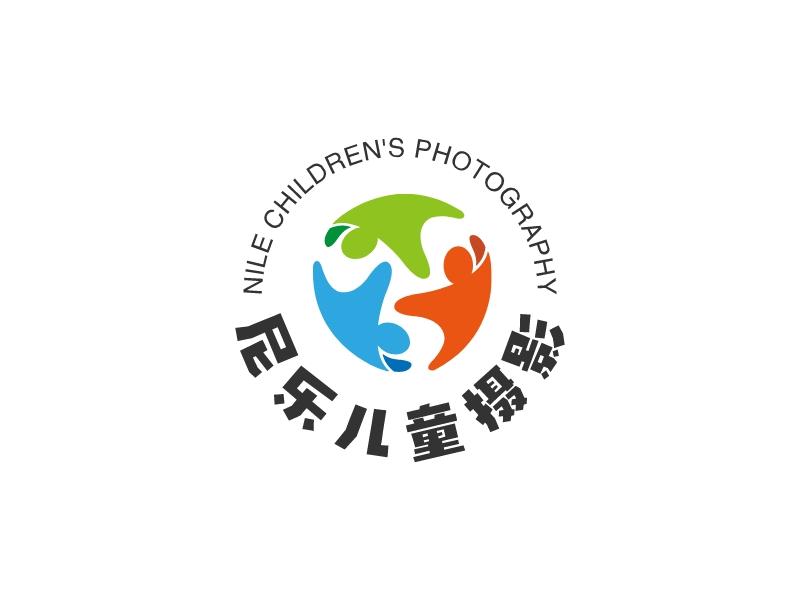 尼乐儿童摄影LOGO设计