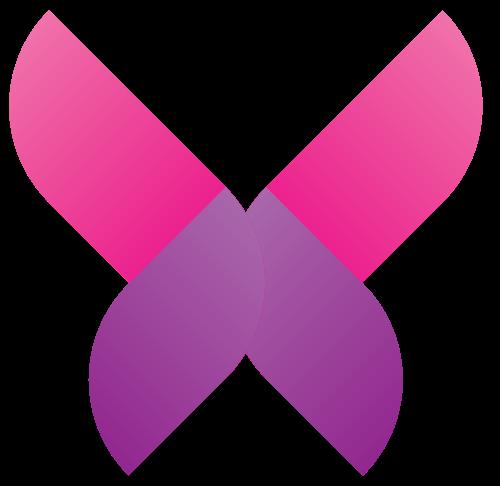 蝴蝶元素矢量logo素材矢量logo