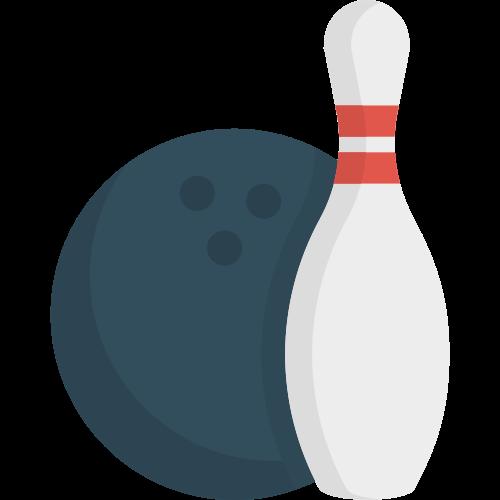 保龄球矢量图logo素材矢量logo