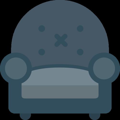 沙发家具矢量图标志素材矢量logo