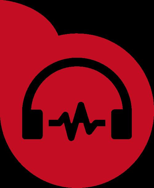 耳机音乐矢量图logo素材矢量logo