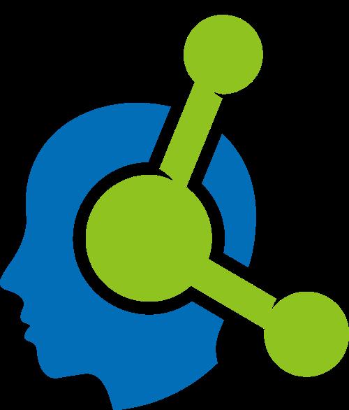 人物头脑矢量图标志素材矢量logo