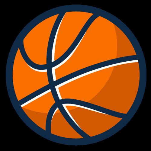 篮球矢量图标志素材矢量logo