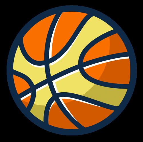 篮球矢量图logo素材矢量logo