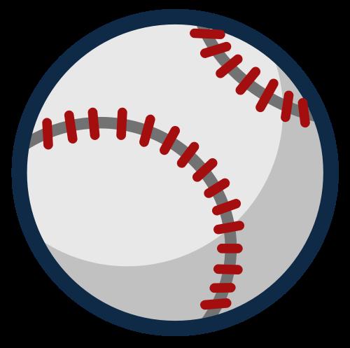 棒球矢量图商标素材矢量logo