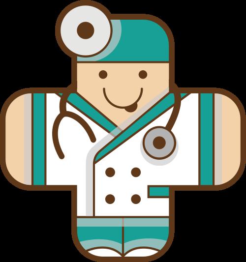 医生十字矢量图商标素材矢量logo