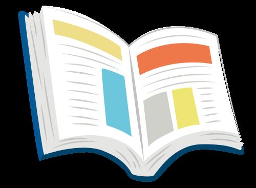 书本矢量图logo素材矢量logo