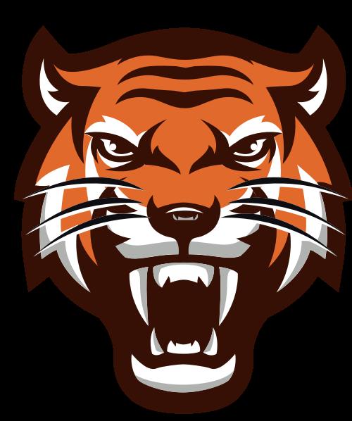 老虎动物矢量图商标素材矢量logo