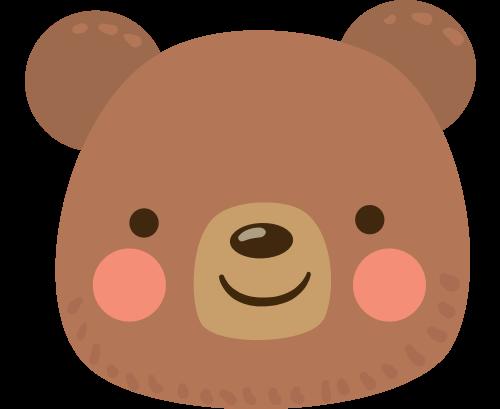 卡通小熊矢量图商标素材矢量logo