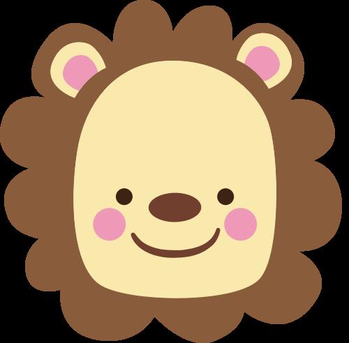 狮子卡通矢量图logo素材矢量logo