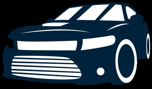 汽车改装矢量图标矢量logo