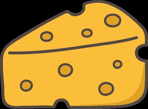 芝士奶酪矢量图商标素材矢量logo